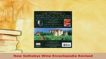 Download  New Sothebys Wine Encyclopedia Revised Read Full Ebook
