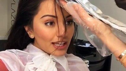 kaushal beauty hair vlog|cutting hair for charity|indian food|yLazou