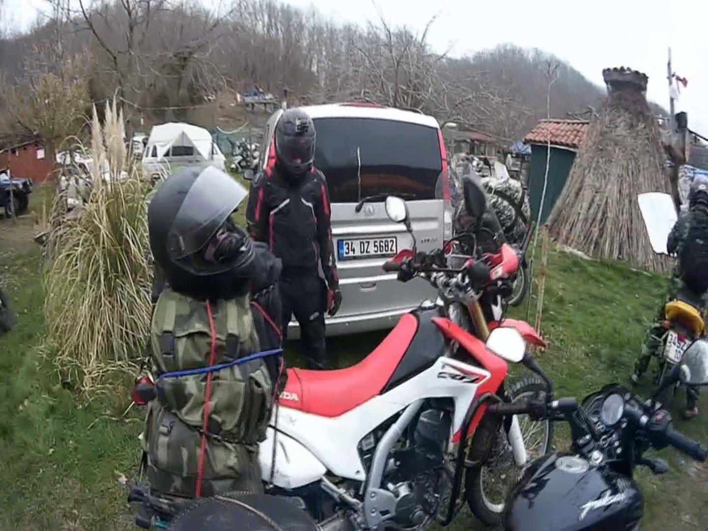 3.YoldanÇık Ağva Kamp Dönüşü – İstanbul Moto Garaj