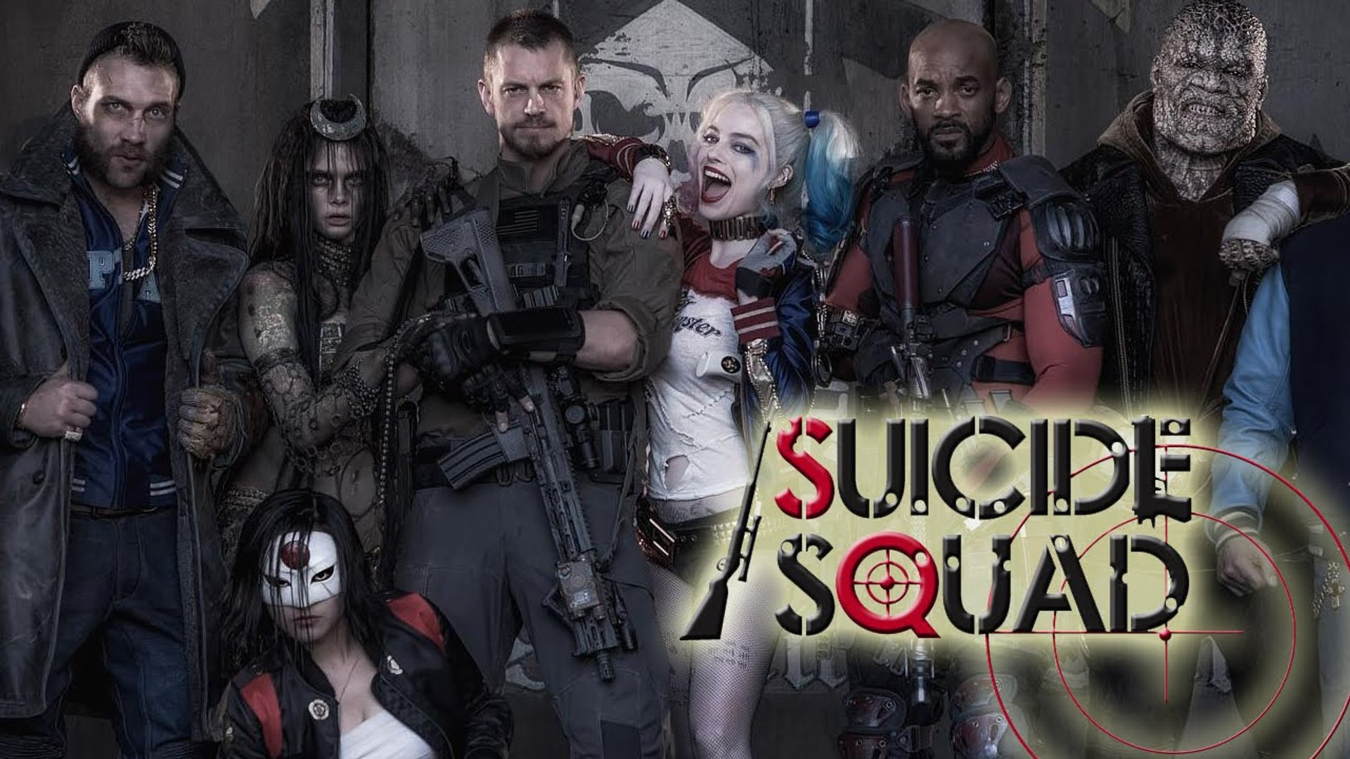 Suicide Squad Official Movie Full video 2016 - Will Smith, Margot Robbie  Movie 2016 - video Dailymotion