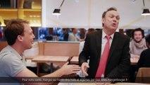 Julien Lepers revient à la TV pour une pub Volvic
