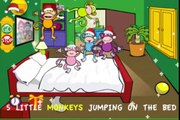 Five Little Monkeys Christmas for iPhone & iPad in the Apple App Store