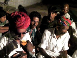 Voices from the Thar Desert (Rajasthan-India).  Manganiar musicians