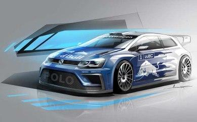2017 Volkswagen Polo R WRC Revealed