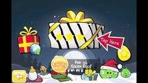 Angry Birds Seasons Seasons Greedings Golden Egg #2 Walkthrough Big Present