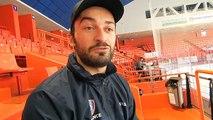Amiens : L'équipe de France de hockey-sur-glace en pleine préparation pour le Mondial