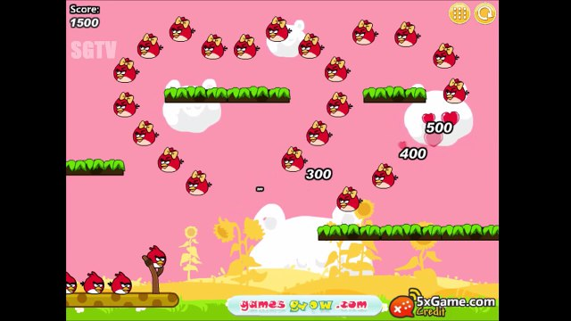 Angry Birds New Game 2014 - Angry Birds Valentines Day   Funny Angry Birds Videos