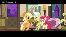 Everything Wrong With My Little Pony Season 3 Apple Family Reunion [Parody]