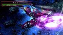 SD Gundam G-Generation Overworld - Infinite Justice Gundam All Attacks