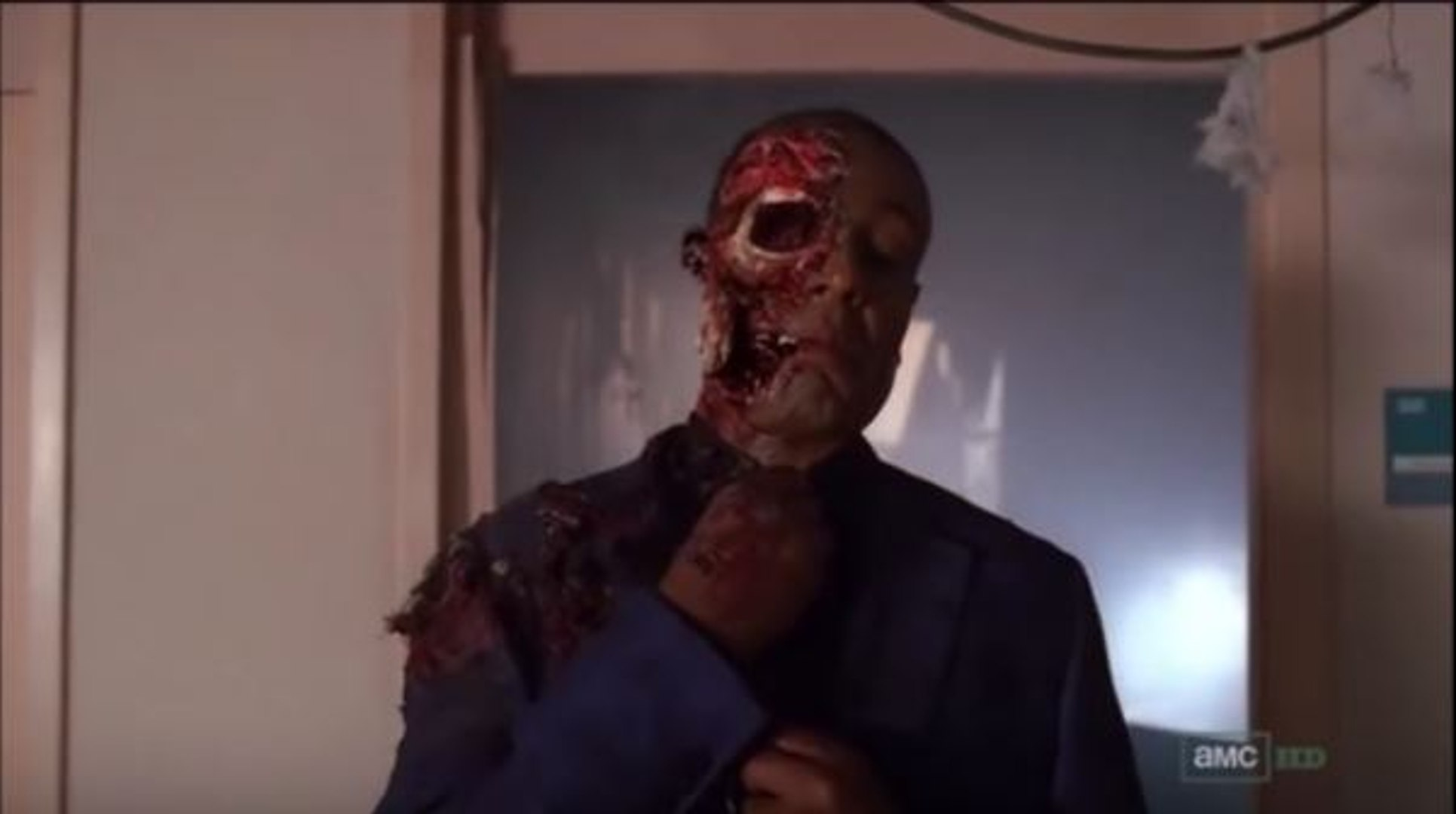 Breaking Bad Gustavo Fring S Death Scene Video Dailymotion