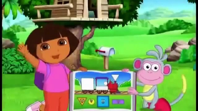 Dora the explorer boots banana wish - Dora the explorer backpack song