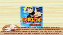 PDF  NARUTO Giant Book of Hilarious NARUTO Memes  Over 1000 Total Pages naruto shippuden Download Full Ebook