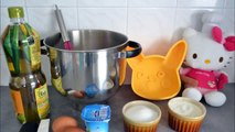 [Les pâtisseries de Kim #1] Création dun gâteau au yaourt Pikachu : Premier gâteau Pokemon !