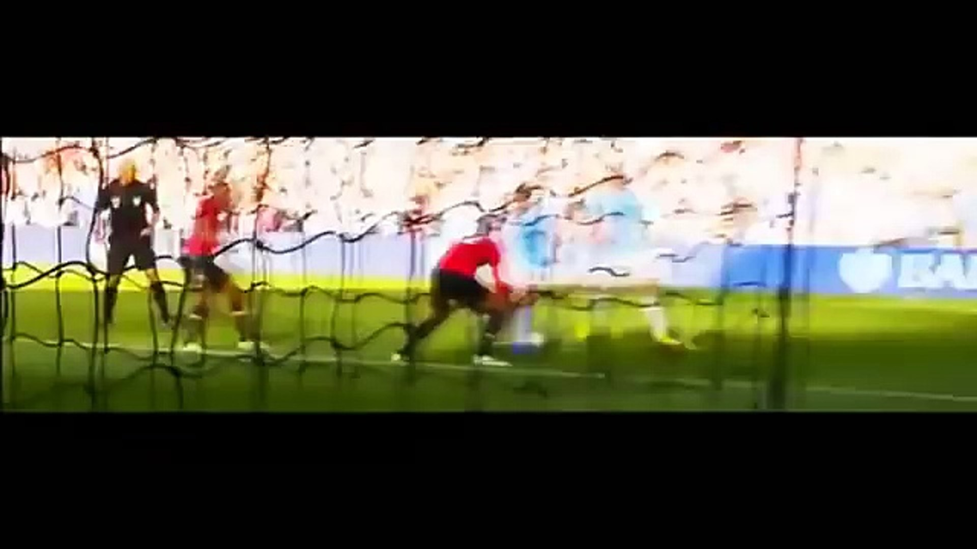 Manchester City vs Manchester United 4 0 Aguero Goal 21 9 2013