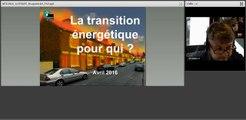 Mardi de la transition énergétique : loi de transition énergétique et lutte contre la précarité 1/4