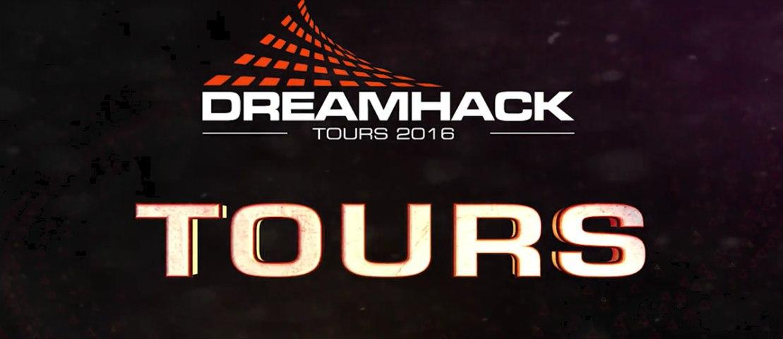 DreamHack Tours 2016 - Teaser