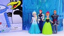 Dont Break The Ice Game Challenge With THIN ICE Kids Game Family Fun Night Toy DisneyCarToys