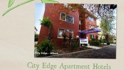 Brisbane Serviced Apartments from City Edge Apartment Hotels