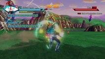 DRAGON BALL XENOVERSE SSGSS Vegeta & Goku VS Beerus & Whis