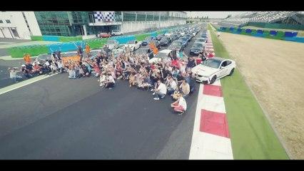 Découvrez le premier BMW ---M Festival de France