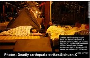 China Earthquake strikes Sichuan, China | China Earthquake 2013: 6.9 Magnitude Quake Strikes Sichuan