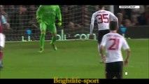 Вест Хэм Юнайтед 1 - 2 Манчестер Юнайтед  (13 апреля 2016 г, 1/4 финала Кубка Англии)