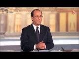 Hollande vs De funès / humour politic / president de la france francois holland