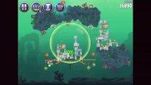 Angry Birds Star Wars 2 Level BR-10 Mace Windu Rewards Chapter
