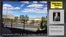 3544 Desert Cliff St, # 102, Las Vegas, NV 89129
