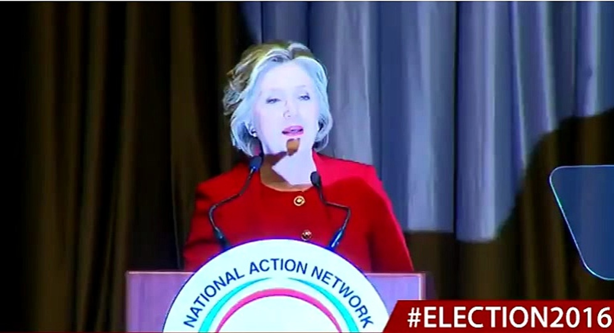 Hillary Clinton - White People Need to Listen to Black People