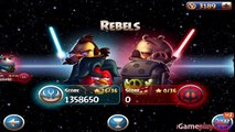 Angry Birds: Star Wars II: 6. Rebels - Gameplay Walkthrough FINAL (Pigs Side) iOS, Android