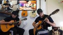 ナルト Naruto Opening 2 - Haruka Kanata on Acoustic Instrumental Cover