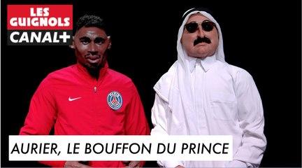 Aurier, le bouffon du Prince - Les Guignols du 13/04 - CANAL+