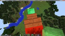 construire une moto piston tuto redston  minecraft episode 1 la moto piston