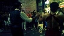 """TANGO ARGENTINO EN LA NOCHE PORTEÑA DE BUENOS AIRES ARGENTINA POR OSCAR VALMONT"". 3D. HD."