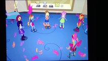 New Equestria Girls Friendship Games My Little Pony App Scan Sunset Shimmer MLP Wondercolts