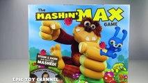 MASHIN MAX Blaze and the Monster Machines Play Mashin Max Toy Video Game Play