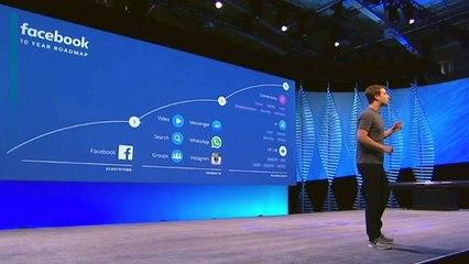 Zuckerberg announces Facebook Bots for Messenger - 23H - Technology