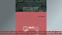 READ book  Central and Eastern Europe 19441993 Detour from the Periphery to the Periphery  FREE BOOOK ONLINE