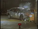 Crash test ford mondeo 1.8 ls euroncap (2002)