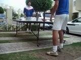 "Ping-Pong Arteaga(MEX) VS Roses(MEX) ""TenisMx"""