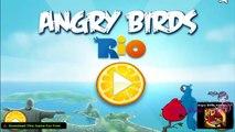 ANGRY BIRDS: RIO - Angry Birds Rio Game - Golden Fruit Banana - Angry Birds Games