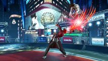 The King of Fighters XIV - PlayStation Experience 2015