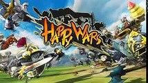 happy wars,mon jeu préféré avant Minecraft.