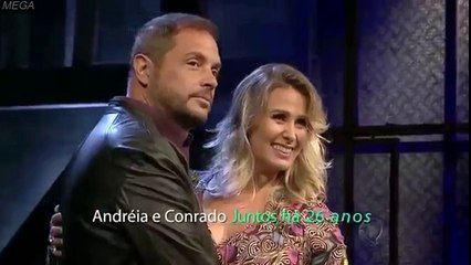 Power Couple Brasil - Episódio 1 de Estréia 12 04 16 Parte 1 de 2