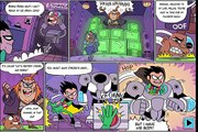 Teen Titans Go! Channel Crashers - Level 1: The Warehouse (Gameplay, Playthrough)