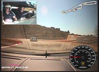 Votre video de stage de pilotage B050100416ACTU0015