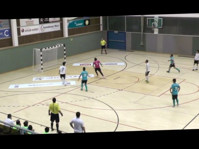 ALSS vs  US Esch 1/2 finale du Championnat 2015/2016