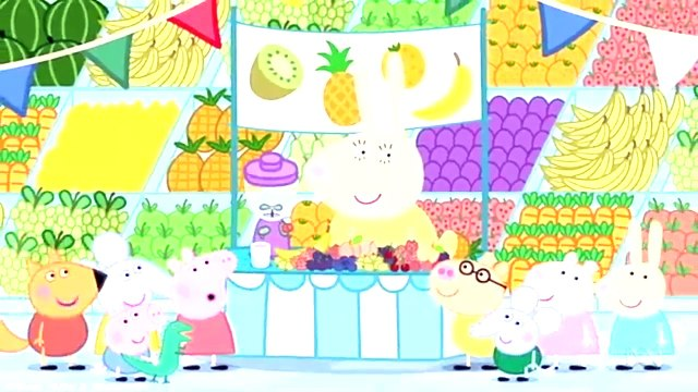 Peppa Pig s04e45 Fruit [4K] For Kids Full Episode