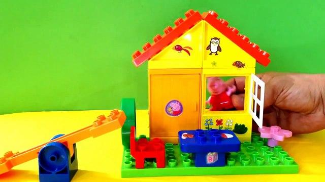 Peppa Pig Playset